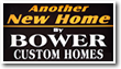 Another new home by Bower Custom Homes, Inc.
