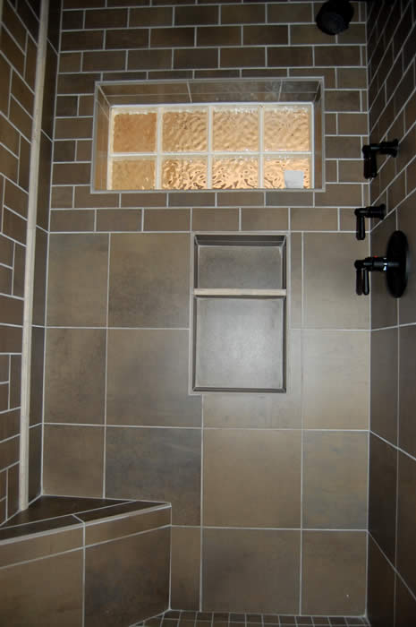 Master Bath Shower 3