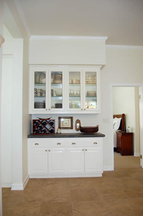 Kitchen - Built-in Cabinetry